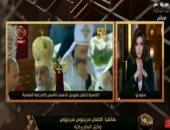 مداخلة القمس سرجيوس مع الإعلامية ريهام إبراهيم