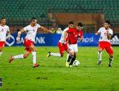 منتخب مصر الاوليمبى و تونس