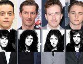 أعضاء فرقة Queen