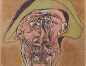 لوحة بيكاسو المسروقة
