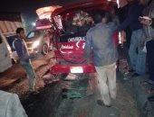 حادث فريق حدائق الأهرام للكرة الطائرة