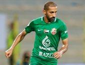 عبدالله النقبي لاعب شباب الاهلي الاماراتي