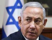 رئيس الوزراء الاسرائيلى بنيامين نتانياهو