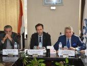 اجتماع جمعية رجال الأعمال مع وفد صربيا