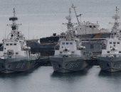 السفن الأوكرانية المحتجزة ـ صورة أرشيفية