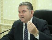 هشام توفيق رئيس قطاع الأعمال