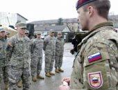 عناصر من جيش سلوفينيا