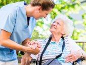 رعاية المسنين - صورة أرشيفية
