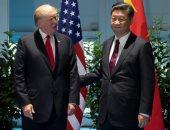 الرئيسان الامريكى والصينى