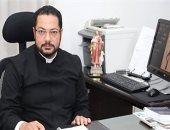 الأنبا باخوم المتحدث باسم الكنيسة الكاثوليكية فى مصر