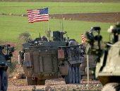القوات الامريكية فى سوريا