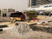 تطوير مطار القاهرة - أرشيفية