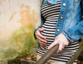 المرأة الحامل_صورة أرشيفية