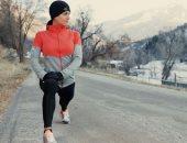 رياضة فى الشتاء- صورة ارشيفية