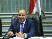 النائب هشام الشعينى رئيس لجنة الزراعة