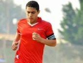 كريم بدير هداف فريق المنصورة