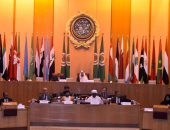 على عبد العال خلال الجلسة العامة للبرلمان العربي