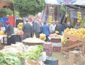 منافذ لبيع الفاكهة بالإسماعيلية