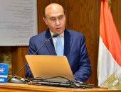 الفريق مهاب مميش رئيس الهيئة الاقتصادية لقناة السويس