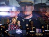 ميلانيا ترامب تزور قاعدة عسكرية بواشنطن