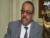 رئيس الوزراء الإثيوبى السابق هايلى مريام ديسالين