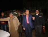 اللواء سعيد عباس، محافظ المنوفية