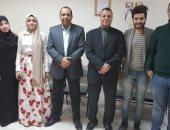 حملة 100 مليون صحة بشبرا الخيمة