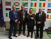 الاجتماع الدولي لمناقشة التدابير الحجرية والفنيه اللازمة لمنع انتشار بكتيريا الزايليللا فاستيديوزا