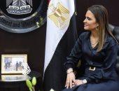 سحر نصر تلتقى مدير عام منظمة اليونيدو