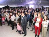 """سفارة السويد تحتفل بعيد حاملة النور """"لوسيا"""""""