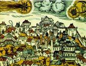 صورة تعبيرية عن زلزال القسطنطينية عام 557 م