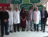 وزير التجارة والصناعة النامبيى يزور المنطقة الصناعية بالعاشر