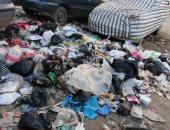القمامة بمنطقة بيجام
