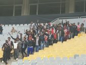 الجماهير الأثيوبية تدعم جيما