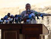 مصطفى وزيرى أمين المجلس الأعلى للآثار