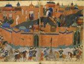 صورة تعبيرية عن اقتحام المغول لقلعة آلموت