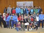 مهرجان اللقاء الرياضي الأول للدراجات لشباب الجامعات والمدارس