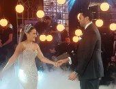 حفل زفاف كريمة هشام رامز