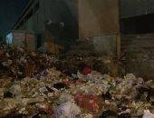 شكوى من القمامة والمواقف العشوائية فى شارع مسطرد