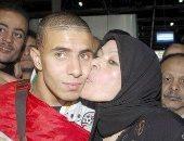 محمد زيدان ووالدته