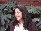 الكاتبة والمترجمة أميمة صبحى