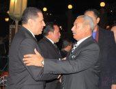 عزاء شقيق عبدالناصر زيدان