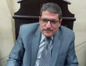 المستشار علي موسي رئيس المحكمة
