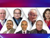 """علماء مصر بالخارج المشاركين بمؤتمر """"مصر تستطيع بالتعليم"""""""