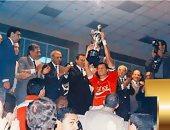 الأهلى بطل أفريقيا 1987