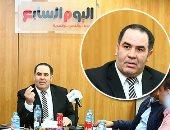الخبير الاقتصادى إيهاب سعيد عضو مجلس إدارة البورصة المصرية