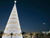 شجرة عيد الميلاد فى إسبانيا
