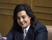 الدكتورة منى محرز نائب وزير  الزراعة للثروة الحيوانية والداجنة والسمكية