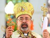 الأنبا إبراهيم إسحق بطريرك الكاثوليك
