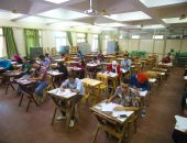 امتحانات - صورة أرشيفية